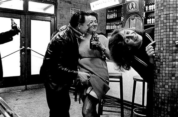 Anders Petersen - Café lehmitz